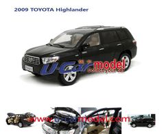 Cheap car cars, Buy Quality car diecast model directly from China car toy model Suppliers: Spec:2009 TOYOTA Highlander Car Model(Die-cast )Brand:TOYOTAUnit: PCSScale: 1/18Colour: BlackPack: Cartons