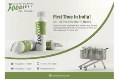 To extent life of your electronic devices use Foooit. When your electronics and computer devices get older, they tend to lose their values. This air duster spray is the best solution for all. For More Information: http://www.foooit.com info@foooit.com 91-9717912888
