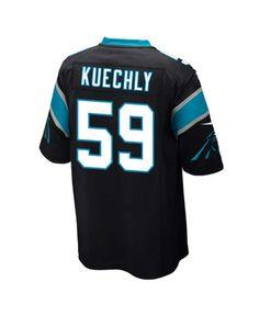 Kids  Luke Kuechly Carolina Panthers Game Jersey b1a468910
