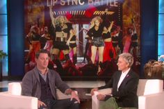 WATCH: Channing Tatum Admits That Dancing With Beyonce Terrified Him