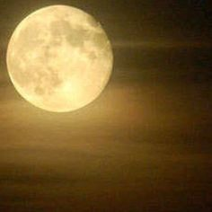 Luna llena,desde Maracay.Venezuela.2011