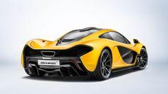 McLaren P1™ - The Ultimate Expression of McLaren   McLaren Automotive