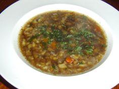 Nejrychlejší houbová polévka s domácím drobením. Starý recept od babičky | | MAKOVÁ PANENKA
