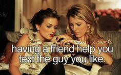 ha always(;