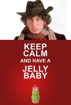 Keep calm and have a jelly baby. | Ha Ha | Pinterest | Keep Calm ...