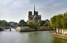 """Notre-Dame, located in the 4th arrondissement. The 4th arrondissement of Paris (also known as """"arrondissement de l'Hôtel-de-Ville"""") or Le Marias :is one of the 20 arrondissements (administrative districts) of the capital city of France.  Situated on the Right Bank of the River Seine, it is bordered to the west by the 1st arrondissement; to the north by the 3rd, to the east by the 11th and 12th, and to the south by the Seine and the 5th.  The 4th arrondissement contains the Renaissance-era…"""