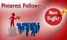 Get 400 Pinterest Followers in just 5$. || With no productive brand name marketing it is not possible to develop any company. With the creation of internet marketing, social networks have given a reputable platform for selling products and services. Pinterest is among the speediest increasing social networking sites that could very easily present very good social networking options.