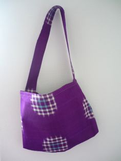 mini market tote silk shoulder bag small tote bag by malmokkobags, $23.00