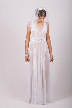 Bridal Dress - Handmade Wedding, Evening & Party Dress. Made In France.