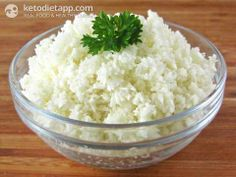 How to make Cauli-rice (low-carb, paleo), recipe suitable for the 30-Day Clean Eating Challenge!