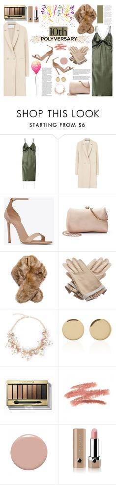 """""""Celebrate Our 10th Polyversary!"""" by waikiki24 ❤ liked on Polyvore featuring Alexander Wang, Harris Wharf London, Yves Saint Laurent, LC Lauren Conrad, Hermès, Magdalena Frackowiak, Max Factor, Christian Louboutin, Marc Jacobs and polyversary"""