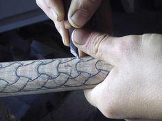Carving Tutorial   Jake Powning