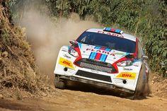 Rallye de Mortágua 2016: Joaquim Alves abandonou quando estava no top-5