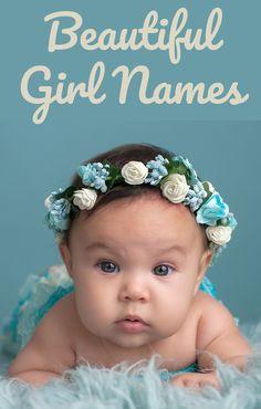 47 Best Beautiful Girl Names images in 2019 | Girl names, Children