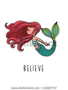 Find mermaid vector stock images in HD and millions of other royalty-free stock photos, illustrations and vectors in the Shutterstock collection. Thousands of new, high-quality pictures added every day. Mermaid Diy, Vintage Mermaid, Ariel The Little Mermaid, Mermaid Vector, Mermaid Illustration, Mermaid Pictures, Mermaid Drawings, Unicorns And Mermaids, Unicorn Art