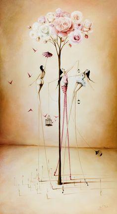 Rozi Demant - The Rose Tree <3