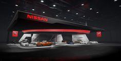Nissan Detroit Motor Show 2017 on Behance