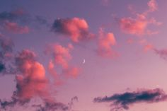 """stereocolours: """" Adam Marshall - Found in the Sky Pretty Sky, Beautiful Sky, Beautiful World, Sky Aesthetic, Purple Aesthetic, Aesthetic Collage, Cotton Candy Sky, Look At The Sky, Pink Sky"""