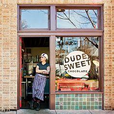 Texas | Explore Dallas' Bishop Arts District | SouthernLiving.com