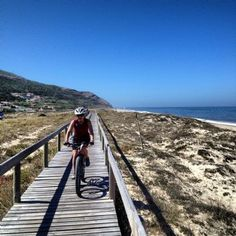 Azure Ocean Ride Self-Guided Leisure Cycling Holiday in Portugal