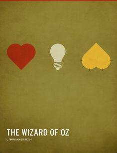 My favorite Minimalist movie poster. Wait for it....