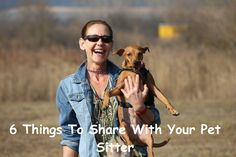 6 Things To Share With Your Pet Sitter. #dog #cat #petsitter #travel Bring Back Lost Lover, Bring It On, Colorado, Reputation Management, I Am The One, Find Homes For Sale, Why People, Losing A Pet, Pet Grooming