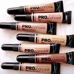 You already know these are just the right concealers for summer they stay put, covers so good & lightweight!  Shop at - http://www.ikatehouse.com/la-girl-conceal.html