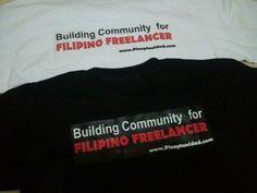 Pinoytunidad t-shirt... Register now!!!