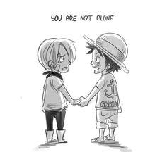 One Piece, Straw Hat Pirates, Sanji, Luffy