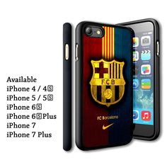 Limited Edition FC Barcelona Logo iPhone Case Print on Hard Plastic #UnbrandedGeneric #BestQuality #Cheap #Rare #New #Latest #Best #Seller #BestSelling #Cover #Accessories #Protector #Hot #BestSeller #2017 #Trending #Luxe #UnbrandedGeneric #case #iphonecase5s #iphonecase5splus #iphonecase6s #iphonecase6splus #iphonecase7 #iphonecase7plus