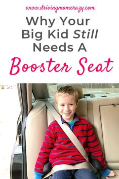 Car seat safety is one thing you don't want to rush. Read about the five reasons why kids who are around eight years old STILL are probably not ready to go without a booster. Save this post so you can avoid making a deadly mistake! Parenting is hard, but Happy Mom, Happy Kids, Parenting Toddlers, Parenting Advice, Kids Booster Seat, Every Mom Needs, Travel With Kids, Family Travel, Newborn Care