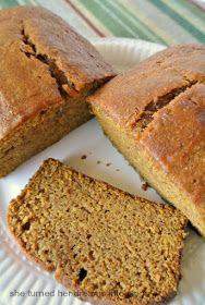 The Best Pumpkin Bread Ever