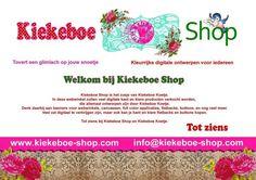 Kiekeboe Shop