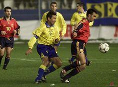 Galería de fotos de Jorge Gonzalez, el mejor futbolista del mundo