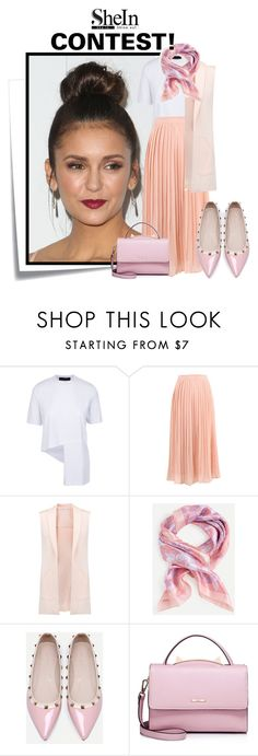 """""""SHEIN CONTEST WITH PRIZES"""" by elenb ❤ liked on Polyvore featuring Post-It, Rebecca Minkoff and WithChic"""