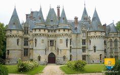 Château de Vigny. Vigny 95450. Île-de-France.