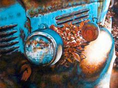 """""""Autumn Blues - Vint"""