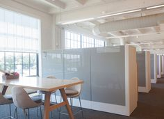 Gallery - Glass Whiteboards and Glass Dry Erase Boards by Clarus Modern Office Design, Workplace Design, Office Interior Design, Corporate Design, Office Interiors, Glass Office, Open Office, Glass White Board, Creative Office Space