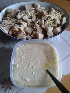 Greek Desserts, Greek Recipes, The Kitchen Food Network, Bread Oven, Cooking Tips, Cooking Recipes, Food Gallery, No Cook Meals, Food Network Recipes