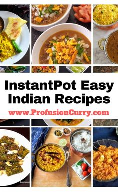 InstantPot Easy Indian Recipes collection will ease the learning curve in making Indian food in InstantPot. You will love these easy, healthy and scrumptious meal ideas. Instant Pot Pressure Cooker, Pressure Cooker Recipes, Beef Recipes, Healthy Recipes, Potato Recipes, Delicious Recipes, Soup Recipes, Chicken Recipes, Vegetarian Recipes