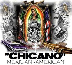 Image detail for -CHICANO Graphics Code | CHICANO Comments & Pictures