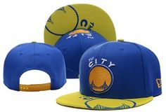 NBA Golden State Warriors Snapback_18178