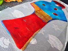 Wool love-functional fiber art: July 2013