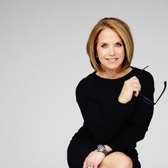 Katie Couric, CEO of Yahoo