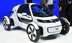 Volkswagen NILS EV Concept - Auto Shows - Car and Driver