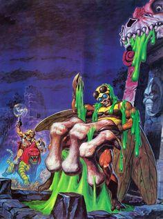 Classic He-Man - Earl Norem He-Man MOTU6