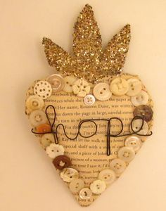 Hope for your heart  - by Robin