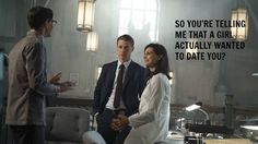 """NO ONE THINKS ED IS CAPABLE OF DATING… 