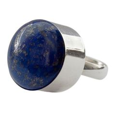 Lapis Lazuli Ring now featured on Fab.