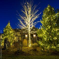 CHEZ SOI | Les plus belles maison de Noël #deco #Noel #maison ©Christmas Lights Etc
